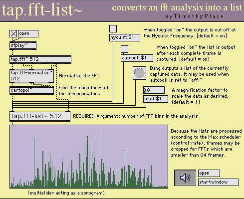 tap-fft-list